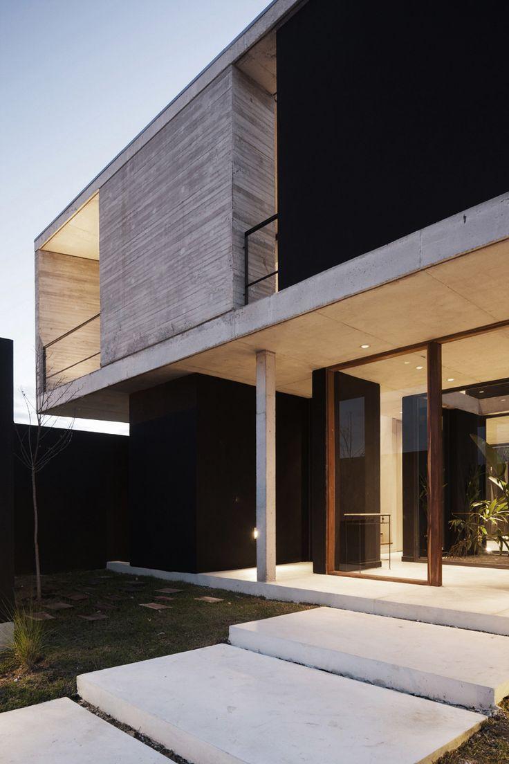 Las 25 mejores ideas sobre casas residenciales en for Casas residenciales minimalistas