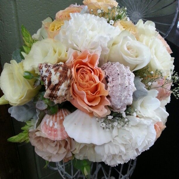 A touch of the seaside #florifficflowers