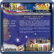 Organización:   Velas 3N;   Ubicación:   Puerto Ordaz;   Enlace:   http://www.velas3n.com.ve;   Segmento:  Artesanía;   Año:   2006