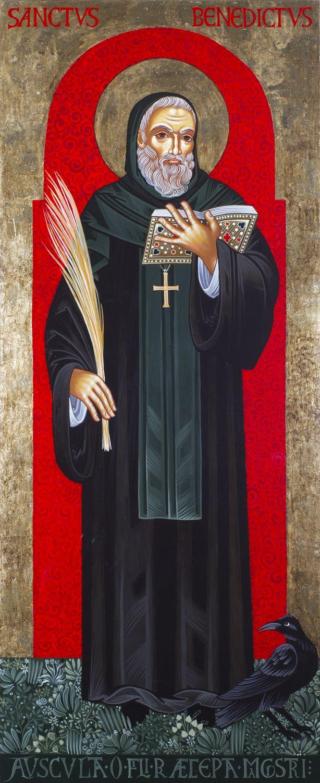 Ao mestre cabe falar e ensinar, ao discípulo calar e ouvir. São Bento de Núrcia