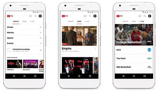 YouTube TV is official includes 40 networks for $35/month   YouTube or Google offering traditional TV networks has been rumored for ages and now it is finally official.  Today Google unveiled 'YouTube TV' a new subscription service offering dozens of TV networks cloud DVR and YouTube Red originals for just $35 a month.    Obviously the library of TV networks will make or break YouTube TV but Google is off to a pretty good start. YouTube TV includes ABC CBS Fox NBC ESPN and dozens of other…