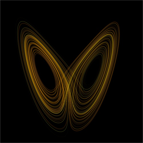 Chaos Theory: Amathematical concept thatexplains that it is possible to get random results from normal equations. The main precept behind this theory is the underlying notion of small occurrences significantly affecting the outcomes of seemingly unrelated events.