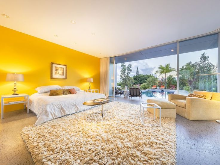 84 best Colorful Houses images on Pinterest | Bedrooms, Living room ...