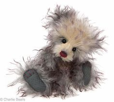 Blueberry Muffin Charlie Bears Anniversary Bear
