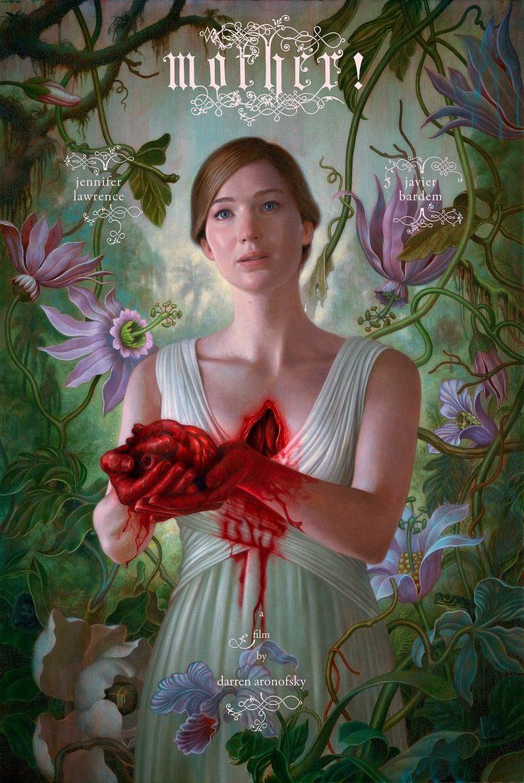 mother poster james jean