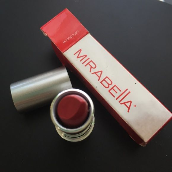 Lipstick Beautiful shade called revolution never used Mirabella Makeup Lipstick