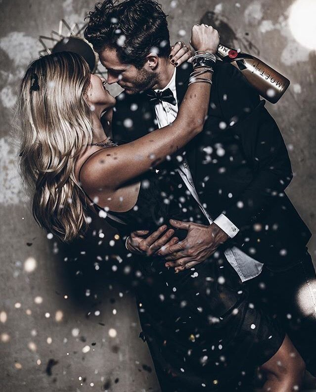 Post Anything From Anywhere Customize Everything And Find And Follow What You Love Create Your New Year Photoshoot New Year S Kiss New Years Eve Pictures