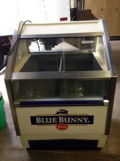 Where to find ICE CREAM CHEST FREEZER SMALL in Burnsville
