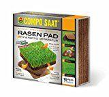 Gerade habe ich ein Compo Saat Rasen Pad gesehen und mir genauer angeschaut, was dieses Produkt verspricht und wie seine Funktionsweise ist..