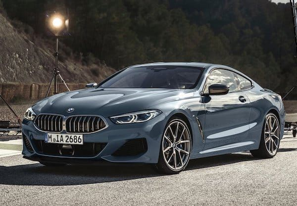 2018 Bmw 8 Series Coupe Price Specs And Review Bmw Coupe New