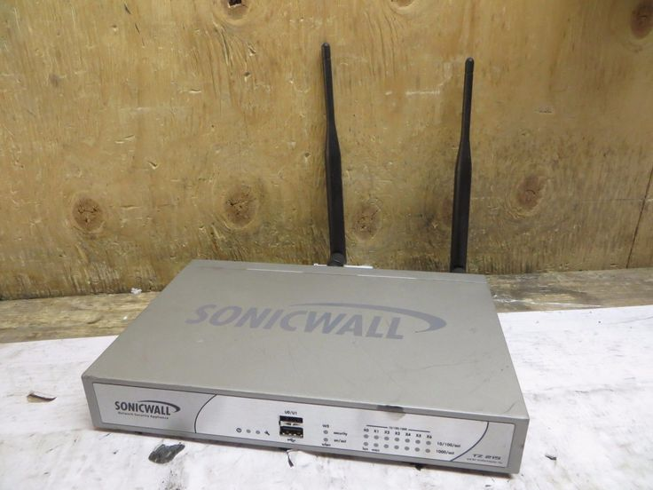 dell sonicwall tz 215 wireless network security appliance on sonic wall id=91100