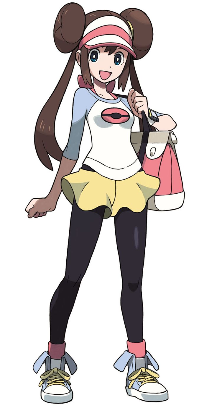 Female Trainer - Pokémon Black/White 2 ---Possible Halloween Costume next year