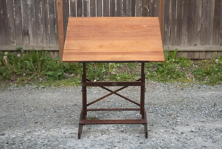 Vintage anco bilt drafting table homestead seattle pinterest