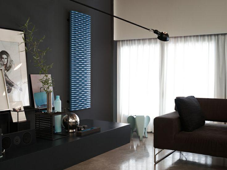 Soluzioni moderne per tutti gli spazi -Trame blu Living  [#design Stefano Giovannoni] - www.gasparinionline.it #casa #homestyle #interiors