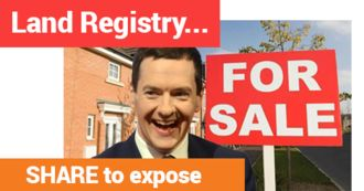Stop the privatisation of the Land Registry | Campaigns by You