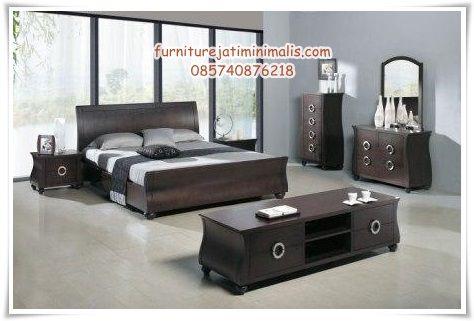 kamar tidur minimalis glamor