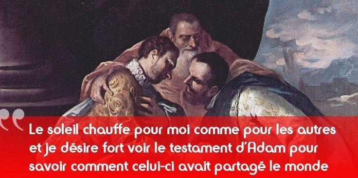 François Ier encourage donc les marins français à se lancer dans de lointaines expéditions #histoire de #France en #citations