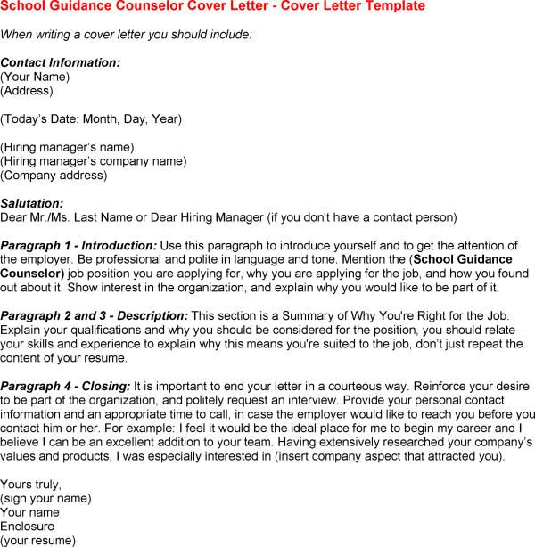 Image result for letter of introduction school counselor ...