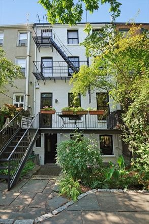 Can I add a deck to my fire escape?   Brownstoner