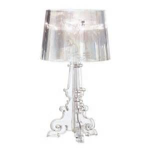Lampe Bourgie, Crystal, by Kartell