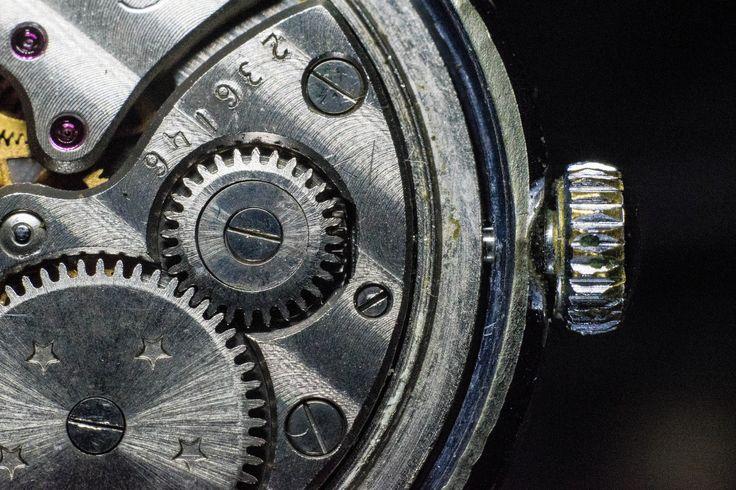 https://flic.kr/p/T3G35M | clockwork | Sony A7 Helios 44m-4 Macro bellows.