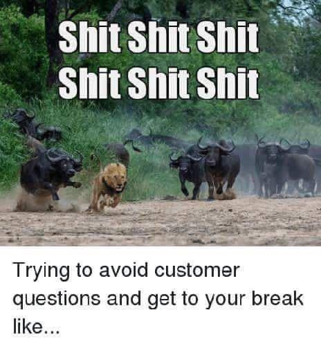 Retail humor