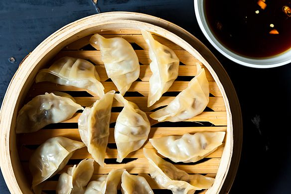 Ever since I discovered my birthday is Chinese New Year this year, I have been craving and planning dumplings. #Asian #cook