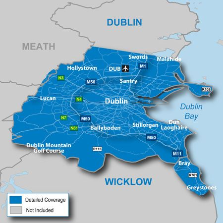 Dublin & Commuter Belt