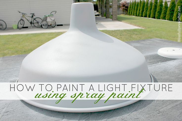 17 Best Ideas About Light Fixture Makeover On Pinterest: 25+ Best Ideas About Paint Light Fixtures On Pinterest