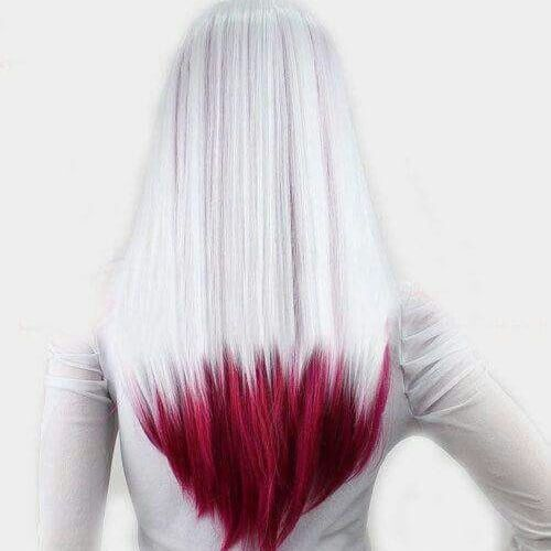50 fiery red ombre hair ideas