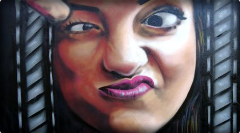 Kalamata (Greece) - Street-art and Graffiti | FatCap