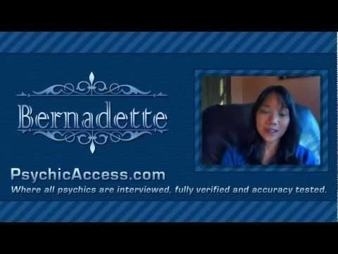 Bernadette at PsychicAccess.com