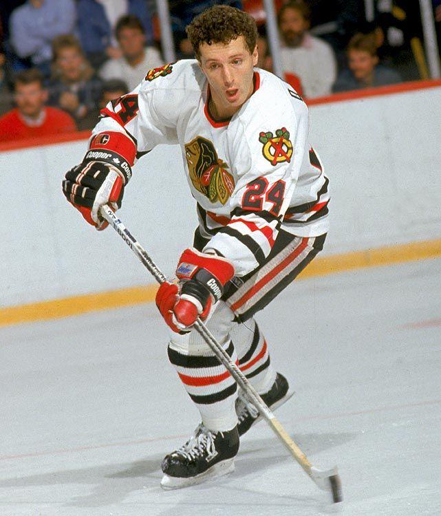 Doug Wilson, Chicago Blackhawks...my favorite Blackhawk of all time