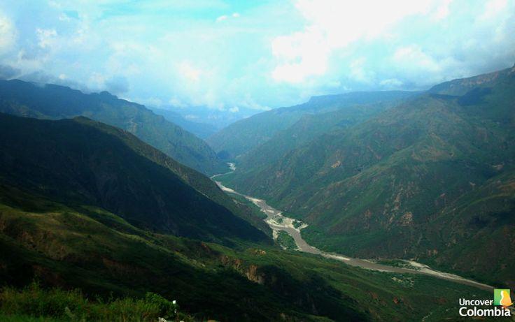 Uncover Colombia - Cañon del Chicamocha