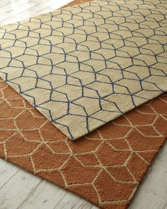 "Jaipur Rugs Hexagon"" Outdoor Rug"