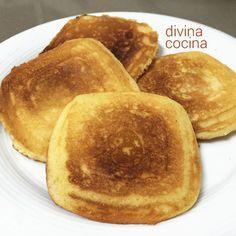 Esta receta de bizcosándwich es rápida y divertida. El resultado son unos bollitos rellenos de chocolate perfectos para meriendas y desayunos.