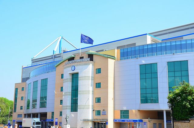 Chelsea Football Club -- Stamford Bridge <3