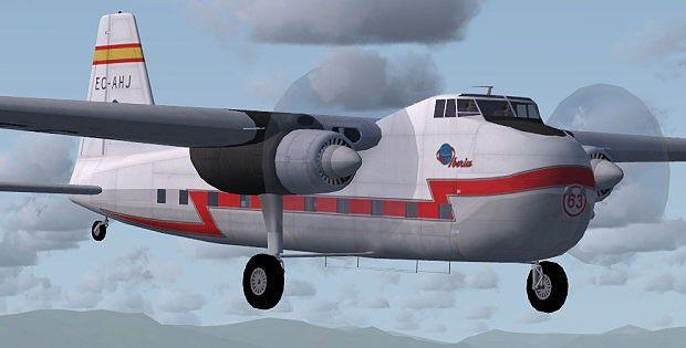 Iberia Bristol 170 Mk31E. Avión adquirido en Gran Bretaña por la compañía Iberia, fue el G-AMRS, se matricula en España el 6 de Julio de 1953, en el 1960 vuela para Aviaco hasta que el 19 de Abril de 1962 sufre daños en Valencia que lo hacen irreparable.