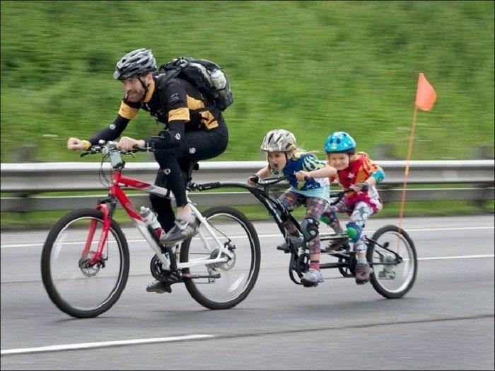 Чтобы ваш ребенок доверял вам, в первую очередь родители должны показывать хороший пример.