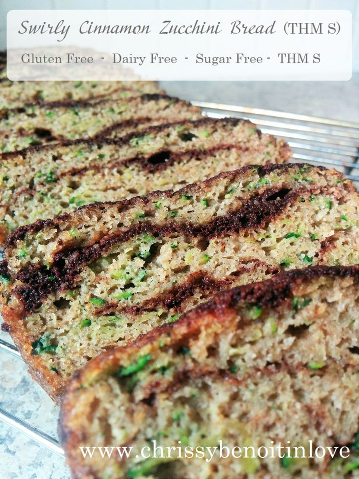 I've always loved Zucchini Bread.  I really enjoy how moist it always stays even a full week after it's been made.  So I missed not being able to warm a couple pieces up in th…