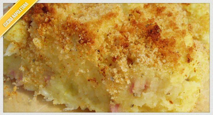 Ricetta gateau (o gattò) di patate | Cucinare alla napoletana