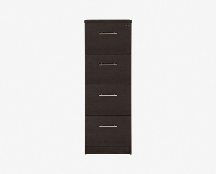 Golia 4 Drawer File Cabinet