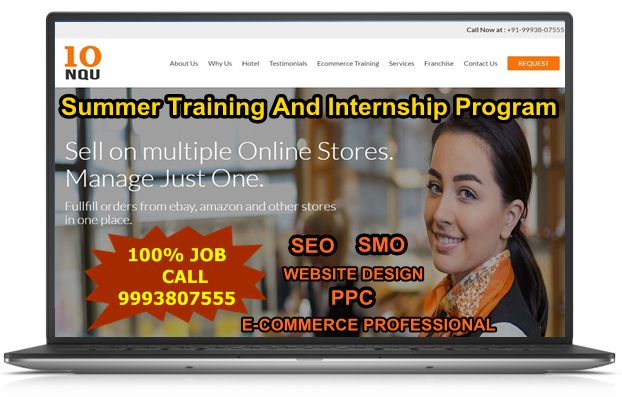 summer training program and job placement