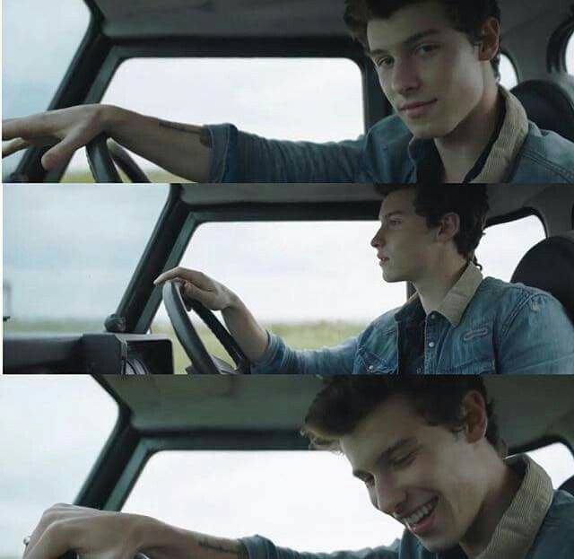 Shawn Mendes // TNHMB // There's Nothing Holdin' Me Back // music video // love // hot // smile // celebrity // artist // band // single // sing