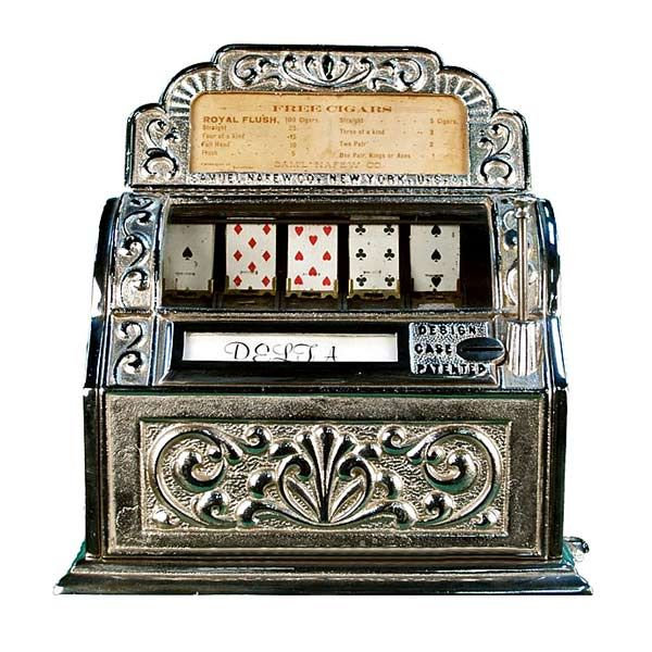 The Birth of the Slot Machine....Have you ever wanted to know the history behind the first ever slot machine? Click here to find out!