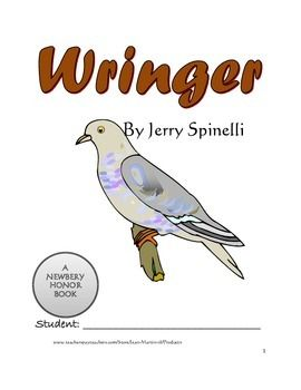 Wringer, by Jerry Spin...