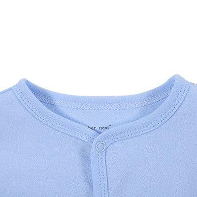 Baby Rompers Ropa Bebe хлопок новорожденных младенцев 0 12 M Девочки Мальчик одежда Комбинезон Ромпер Одежда для новорожденных купить на AliExpress