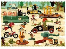 Puzzle To je jízda! 50 dílků 23 x 32 cm - Hrackyodjinud