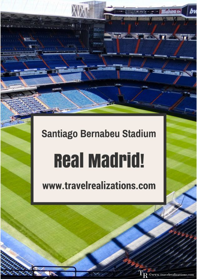 The Estadio Santiago Bernabeu is one of the world's most famous and prestigious football venues, owned by the Real Madrid Club.