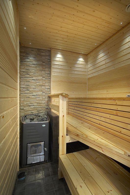 Interior photos - Kuusamo Log Houses